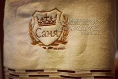 именное полотенце с вышивкой (2)