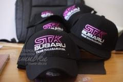 вышивка на кепках субару subaru